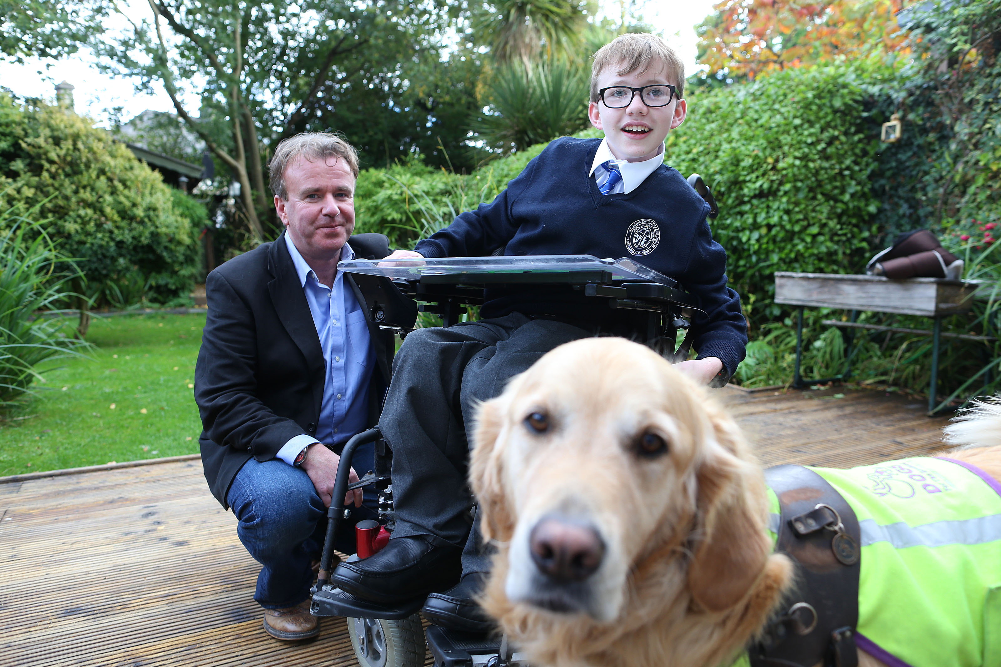 Tom Clonan and Son