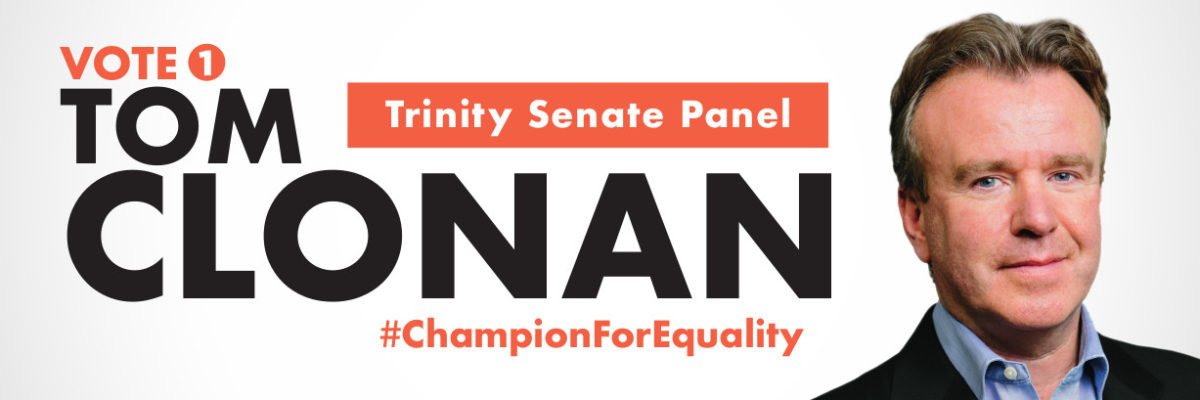 Tom Clonan #SE2020 banner